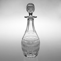 Cumbria Crystal Grasmere Wine Decanter