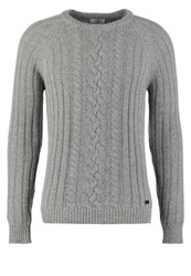 Chevignon Jumper Gris Chine Mottled Grey