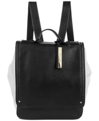 Kenneth Cole Reaction Structure Backpack Black Chalk