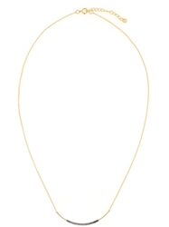 By Boe 'Curved Wand' Necklace