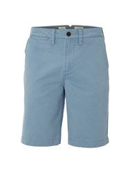 White Stuff Men's Charlie Chino Short Blue