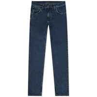 Nudie Jeans Tight Terry Blue