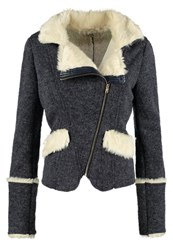 Molly Bracken Summer Jacket Navy Blue Dark Blue
