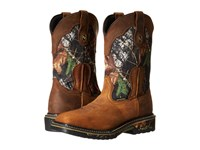 Dan Post Hunter Saddle Tan Cowboy Boots Brown