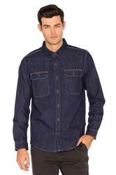 Patagonia Workwear Shirt Dark Denim