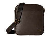 Armani Jeans Faux Leather Crossbody