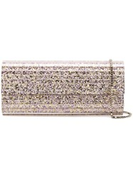Jimmy Choo Sweetie Clutch Metallic