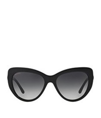 Bulgari Butterfly Sunglasses Black