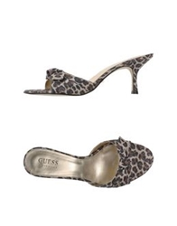 Guess By Marciano Sandals Lead