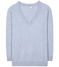 Alexander Wang Wool And Cashmere Sweater Blue