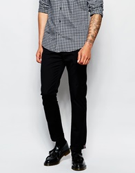 Ben Sherman Skinny Chino Black