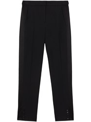 Burberry Cropped Tailored Trousers 60