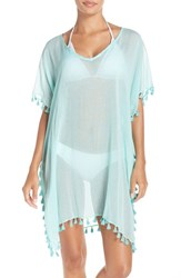 Seafolly Women's 'Amnesia' Cotton Gauze Cover Up Caftan