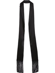 J.W.Anderson Jw Anderson Detachable Satin Lapel And Scarf 60
