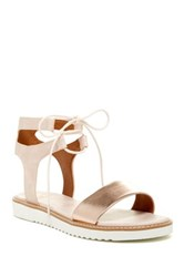 Bc Footwear Delighted Flat Sandal Pink