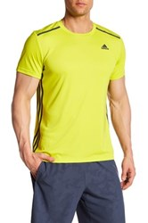Adidas Cool365 Tee Yellow