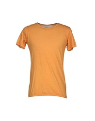 Prim I Am Topwear T Shirts Men Ocher