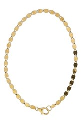 Lana Women's Jewelry Nude Link Bracelet Yellow Gold