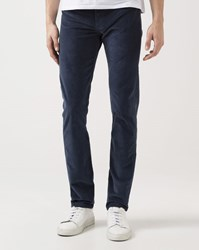 A.P.C. Steel Blue Standard New Small Straight Leg Jeans
