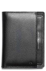 Hook Albert Men's Leather Bifold Wallet