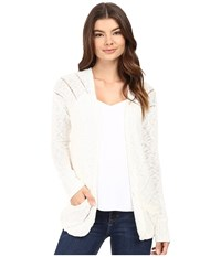 Roxy Waiting On You Cardigan Pristine Women's Sweater Neutral