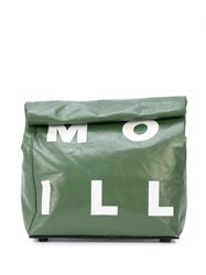 Simon Miller Small Lunch Clutch Green