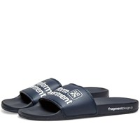Uniform Experiment X Fragment Design Sandal Blue