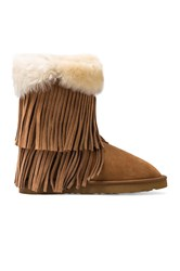 Koolaburra Haley Ii Boots With Twinface Sheepskin Tan