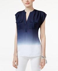 Inc International Concepts Dip Dyed Top Only At Macy's