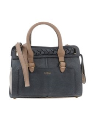 Paul And Joe Handbags Slate Blue