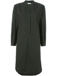 Humanoid 'Pitou' Shirt Dress Green