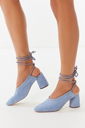 Urban Outfitters Astrid Strappy Heel Lavender