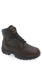 Men's Timberland 'Jefferson Summit' Waterproof Hiking Boot Dark Brown
