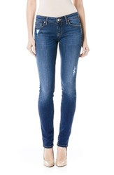 Level 99 Women's Lily Stretch Skinny Jeans Pier One