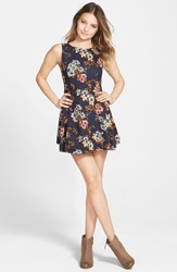 Element 'Inner Beauty' Minidress Navy