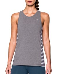 Under Armour Rest Day Tank Top Grey