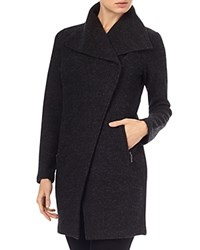 Phase Eight Zen Asymmetric Zip Coat