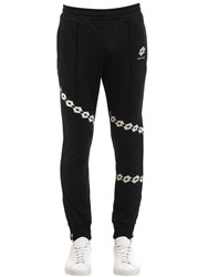 Damir Doma Lotto Nylon Track Pants Black