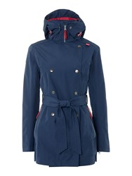 Helly Hansen Welsey Trench Navy