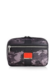 Tumi Alpha Bravo Dopp Kit Charcoal