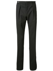 Corneliani Pleated Slim Fit Trousers 60