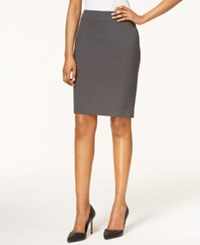 Nine West Pencil Skirt Granite