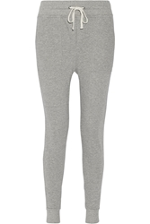 James Perse Cotton French Terry Track Pants