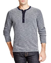 Splendid Cotton Henley Tee