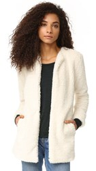 Bb Dakota Asher Wubby Jacket Ivory