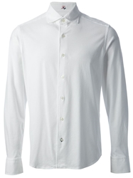 Fay Fitted Shirt White