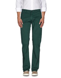 Re Hash Trousers Casual Trousers Men Green