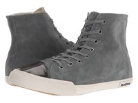 Seavees 08 61 Army High Wintertide Charcoal Men's Shoes Gray