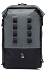 Chrome Urban Ex Rolltop Waterproof Backpack Grey