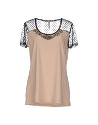Scee By Twin Set Topwear T Shirts Women